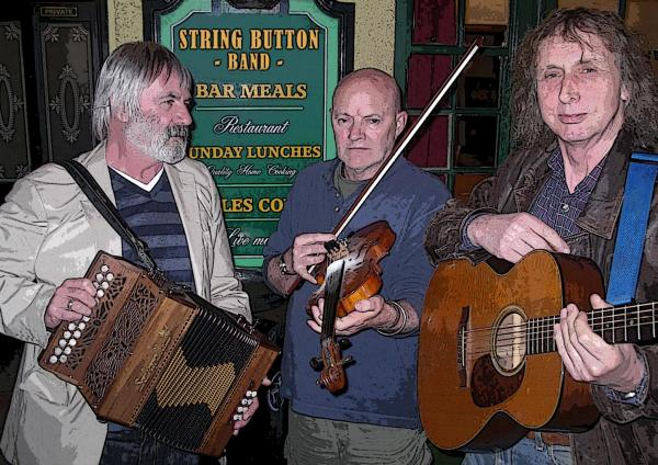 String Button Band
